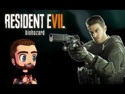 Resident Evil 7: NOT A HERO FREE DLC - FULL PLAYTHROUGH