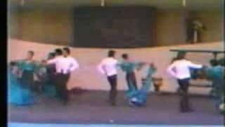 LAVEZARES: Philippine Folk Dance from Samar