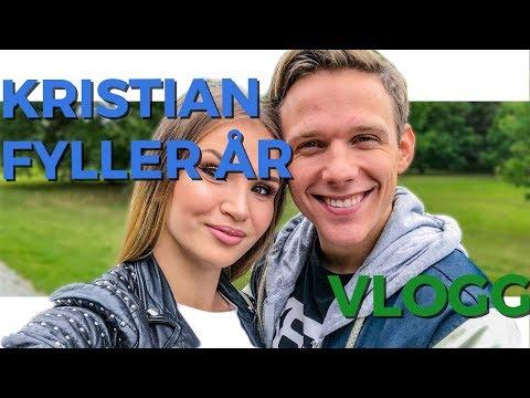 Kristian fyller år | VLOGG