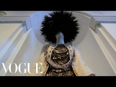 Go Inside the Met Costume Institute Exhibition - Sam Gainsbury Vogue - Met Gala