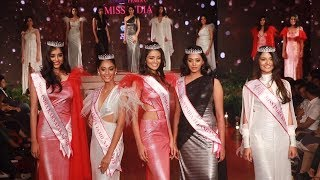 Miss India South 2018: Crowning Moments