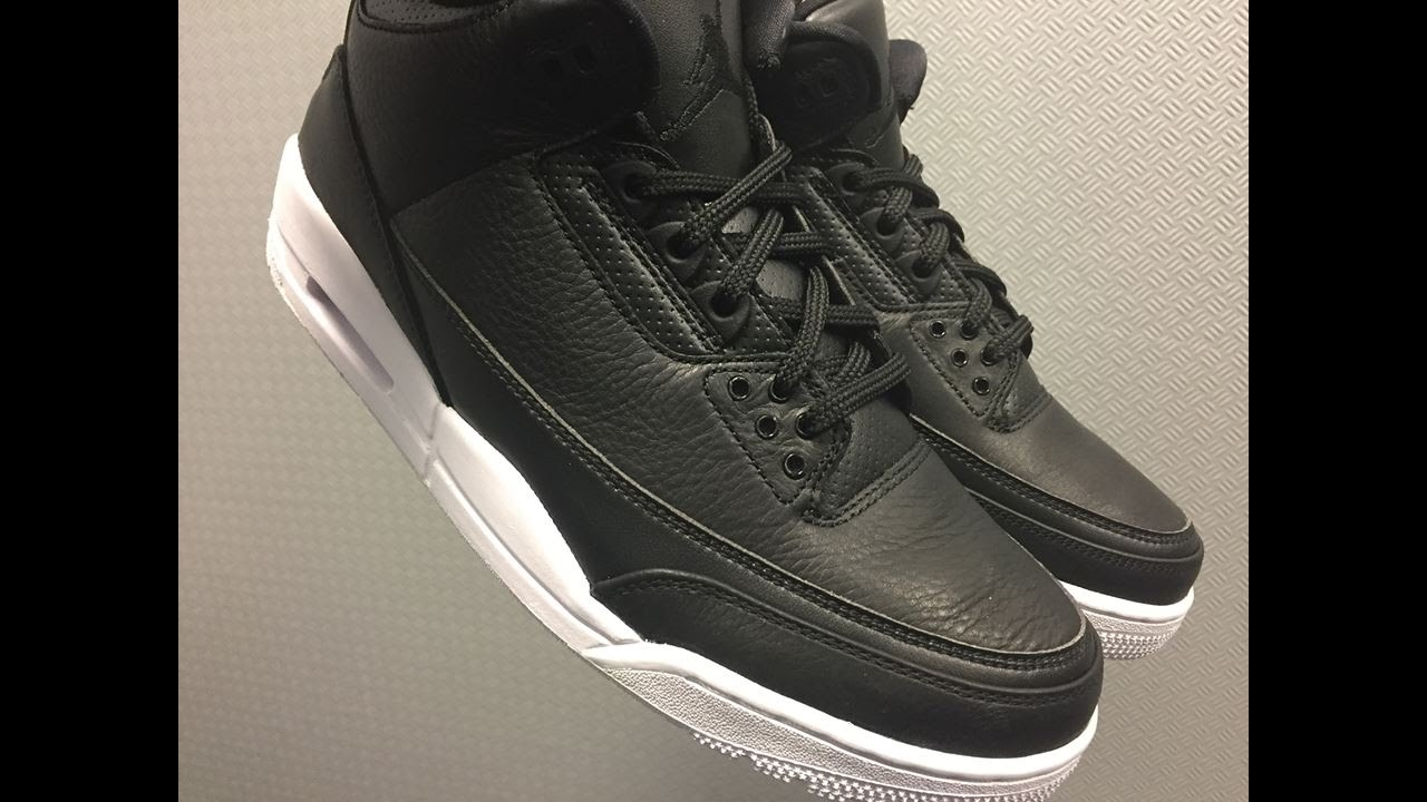 199ae7430f8c Air Jordan 3 Retro Cyber Monday First Look   Should You Buy To Flip ...