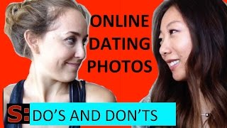 DATING ADVICE: Online dating photos according to experts (DATING ADVICE FOR GUYS)