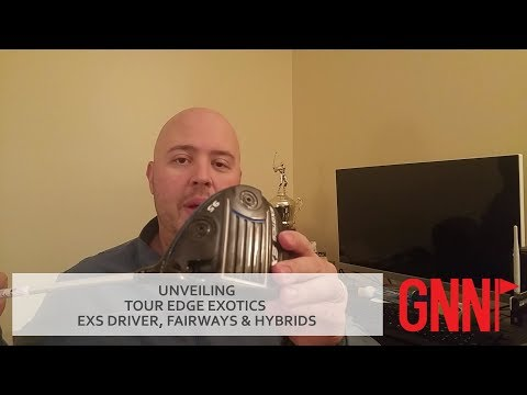 UNBOXED: Tour Edge Exotics EXS Driver, Fairway Woods And Hybrids