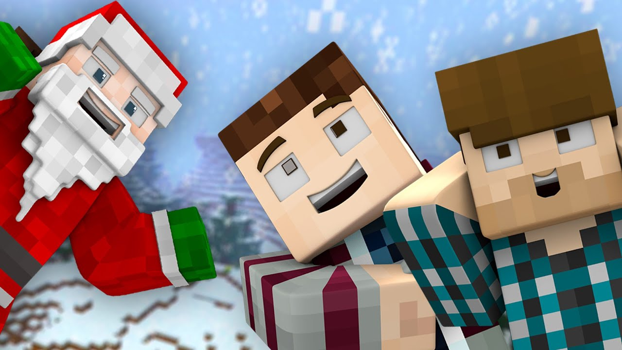 A MERRY MINECRAFT CHRISTMAS! - YouTube