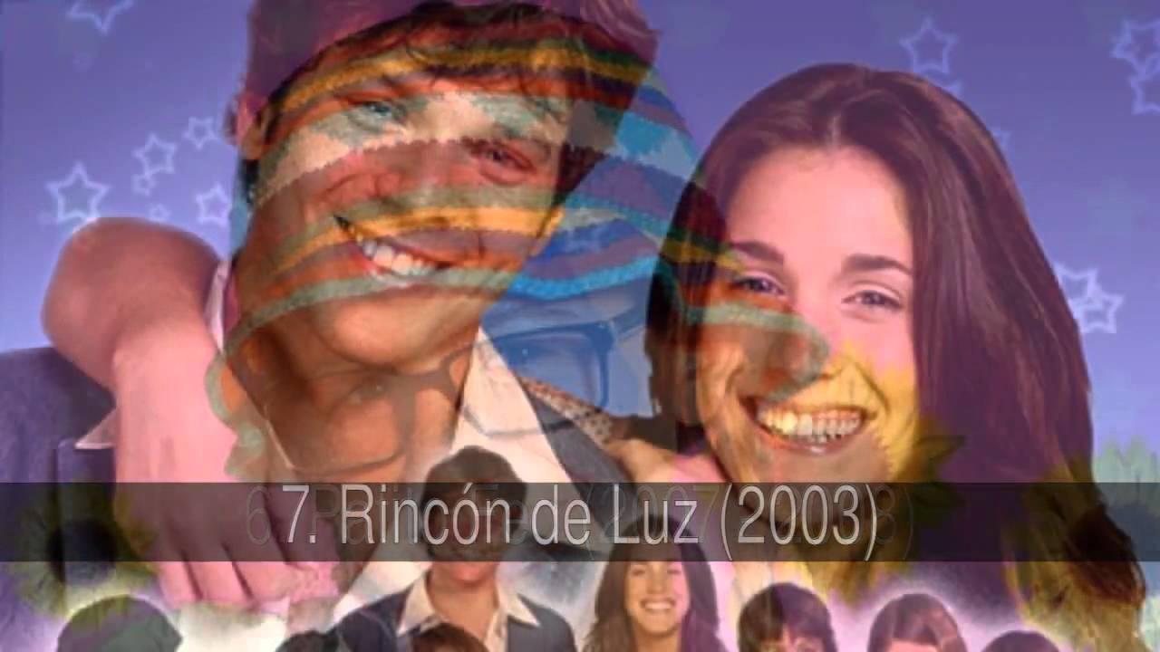 Famosas telenovelas argentinas - YouTube