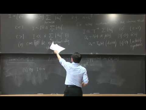 A transition formula for mean values of Dirichlet polynomials - Tom Zhang