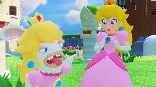 Mario + Rabbids Kingdom Battle - Walkthrough Part 2 - World 1-2