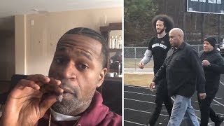 Stephen Jackson SPITS FACTS On Colin Kaepernick 'WAY TO CONTROL THE NARRATIVE BRUH'