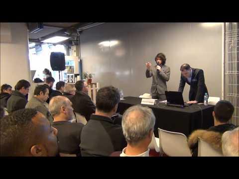 Salon AT - Interview David FAY-MANZO (La Maison du Bitcoin) : Ethereum Ripple Bitcoin Transactions