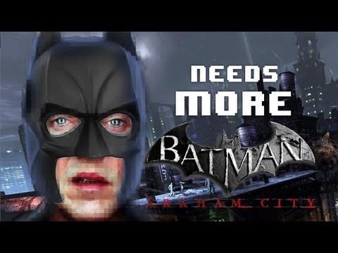Christopher Walkenthrough - Batman Arkham City (Part 1) |
