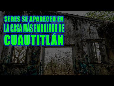 HICIMOS UN RITUAL EN LA CASA MÁS EMBRUJADA DE CUAUTITLAN