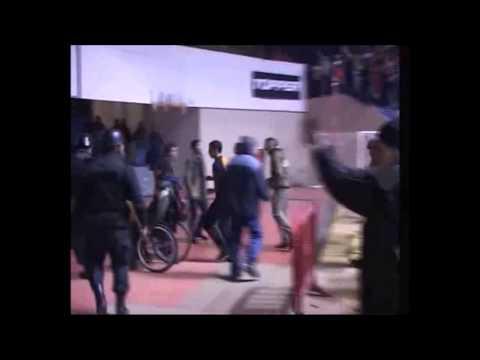 Violencia en el Deporte - Uruguay 2015