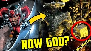 New gods revealed in deleted batman v superman scene!