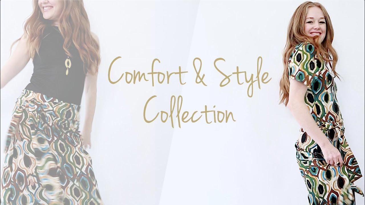 Tracy Gold Comfort & Style Collection - Fashion for women over 40