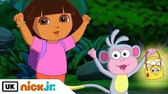 Dora the Explorer | Dora's Night Light Adventure | Nick Jr