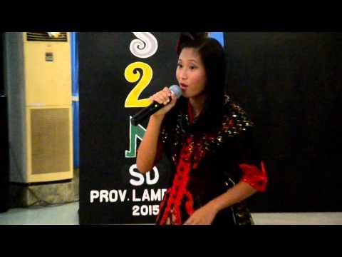 Laras Whisanty Prameswari Wisnu - Ekham ku di Lampung