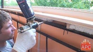 Утепление парапета балкона без пеноблоков(, 2013-11-21T15:34:22.000Z)