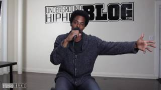"Sellassie: Bay Area Hip Hop Artist/Activist & Host Of ""The Rap Contest"""