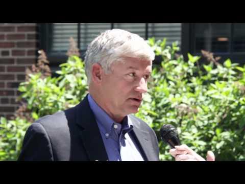 Urban Agriculture in Detroit - MSU's Greening Michigan Institute: Dr. Rick Foster