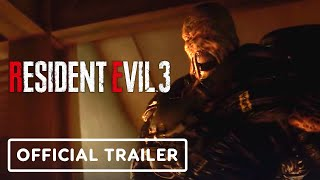 Resident Evil 3 Remake - Official Launch Trailer