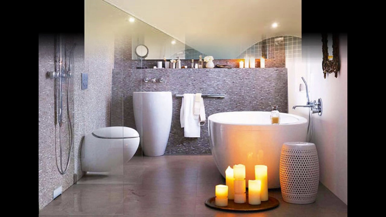 Badezimmer design ideen klein - YouTube