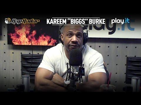 """Kareem """"Biggs"""" Burke (Full) - Rap Radar"""