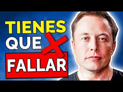 Cómo ser 10 veces MÁS PRODUCTIVO que tus amigos - Elon Musk
