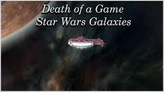 Death of a Game: Star Wars Galaxies(How and why Star Wars Galaxies died. Commentary Start: 9:58 Combat Discussion: 13:13 Content Discussion (or lack of): 15:18 CU (Combat Upgrade ..., 2016-12-15T03:30:15.000Z)