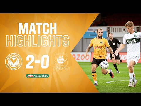 Newport Plymouth Goals And Highlights