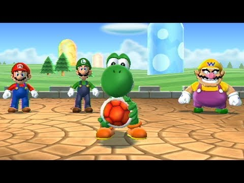 Mario Party 9 - Goomba Bowling