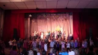Танец Улыбайся
