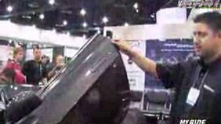 SEMA Show My Ride Vertical Doors Canada. Lambo Doors Canada 1-888-LAMBO-88
