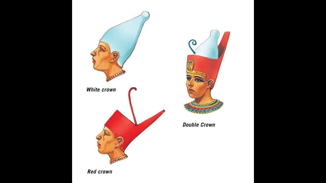 Crowns Of Ancient Egypt Youtube