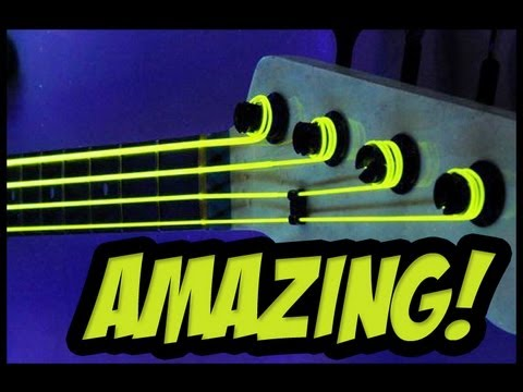 amazing bass strings funk slap bass solo youtube. Black Bedroom Furniture Sets. Home Design Ideas