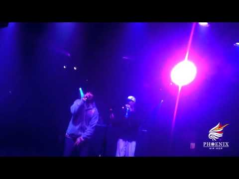 Chimie x Kazi Ploae - Ultimul golan live @ Live Kulture pres. Macanache, Chimie & DJ Oldskull