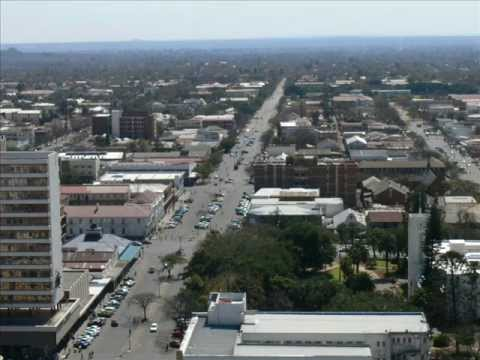 Bulawayo the 2nd biggest city in Zimbabwe Cityscapes