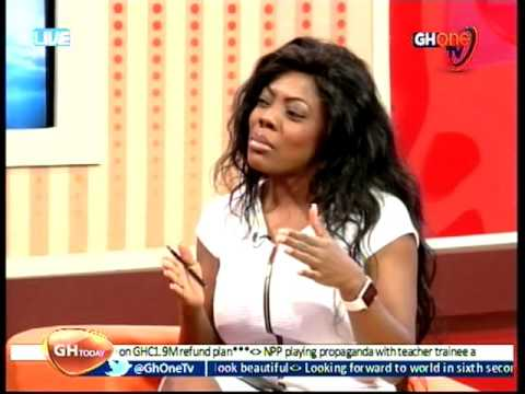 Nana Aba on President's Press Encounter #ghtoday