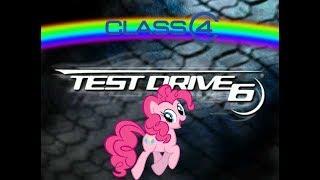 test drive 6 Tournament Race Class 4 first Tour