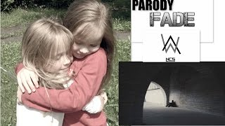 ПАРОДИЯ Alan Walker Faded Video Parody