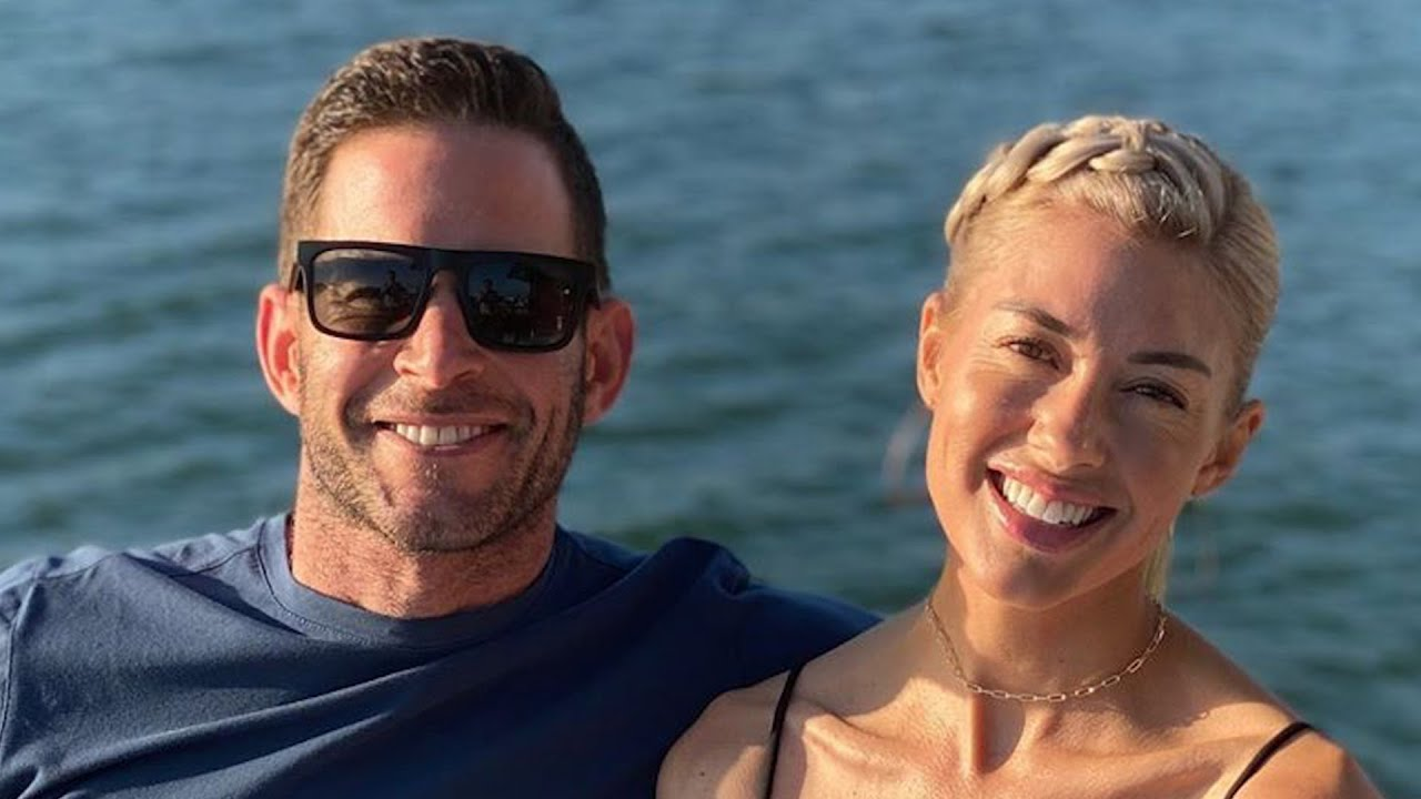 Reality TV Stars Tarek El Moussa And Heather Rae Young Engaged