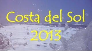 Playa Costa del Sol 2013- La Paz, El Salvador