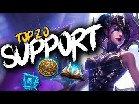 WP SORAKA! Top 20 SUPPORT Plays #21 | League of Legends thumbnail