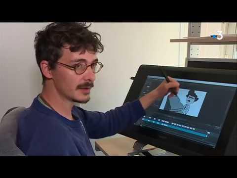 Toulouse : le premier studio d'animation 2D en Occitanie fête son premier anniversaire