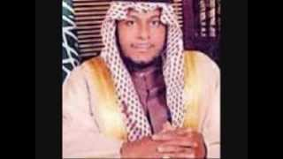 Abdallah Al Matrood Sourate Yasin !!