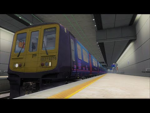 Train Simulator 2017: Class 319 London-st Albans