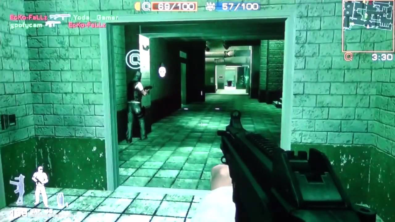 Multiplayer Z 007 Quantum Of Solace Ps3 Gameplay By Maxim Youtube