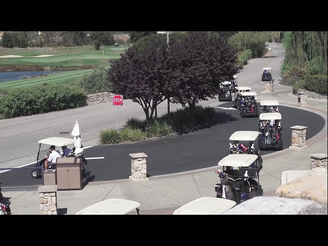Novato Chamber of Commerce Golf Tournament 2017