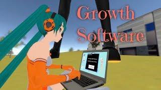 [Sizebox] Giantess Growth - Growth Software