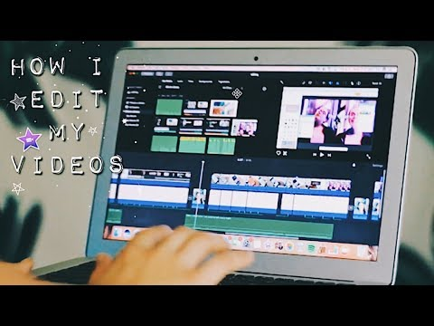 How I Edit My Videos On iMovie!! Thumbnails, Music, Filters, +more!